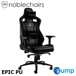 Noblechairs EPIC PU - Black/Gold