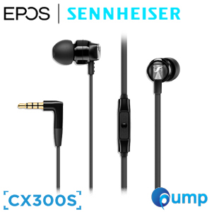 Sennheiser CX 300S In-Ear Headphone - Black