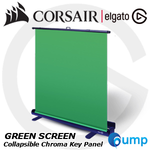Elgato Green Screen For Streamer Must Have!!