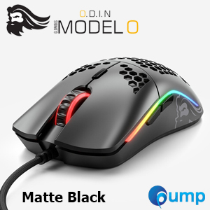 Glorious Model O Matte Black Gaming Mouse
