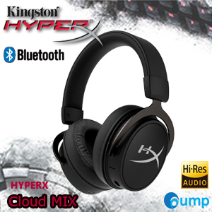 HyperX Cloud MIX + Bluetooth® Gaming Headset