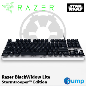 Razer Blackwidow Lite Stormtrooper™ Limited Edition