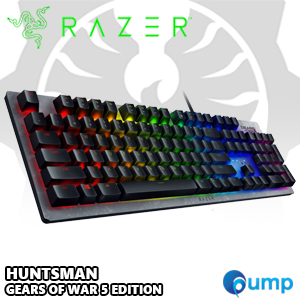 Razer Huntsman Opto-Mechanical Switch Gears 5 Edition Gaming Keyboard