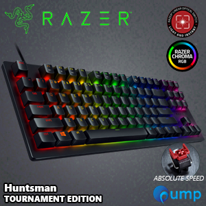 Razer Huntsman Tournament Edition Liner ABSOLUTE SPEED Switch