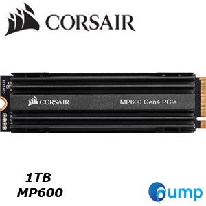 SSD CORSAIR MP600 1TB : CSSD-F1000GBMP600