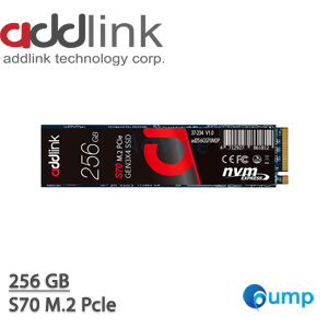 SSD ADDLINK S70 256GB M.2 Pcle : AD256GBS70M2P
