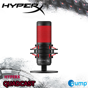 HYPERX QuadCast – USB Condenser Gaming Microphone