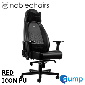 Noblechairs ICON PU - Black/Red