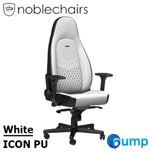 Noblechairs ICON PU - White/Black