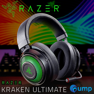 Razer Kraken Ultimate with Active Noise-Canceling Microphone