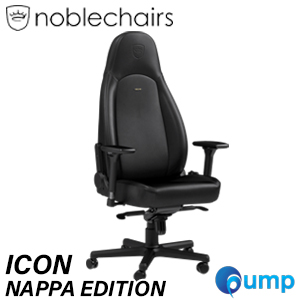 Noblechairs ICON Nappa Edition - Black