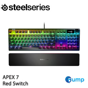 Steelseries Apex 7 Mechanical Gaming Keyboard - Red Switch