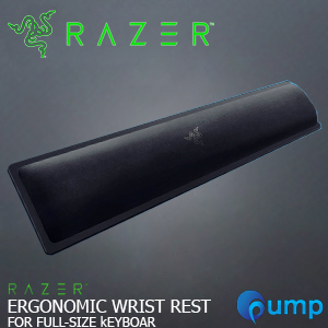 Razer Ergonomic Wrist Rest Standard Full-Size Keyboard