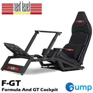 Next Level F-GT Racing Simulator Cockpit
