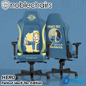 Noblechairs HERO PU - Fallout Vault Tec Edition