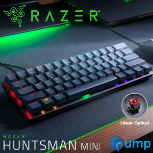 Razer Huntsman Mini RGB Linear Optical Switch Gaming Keyboard - US