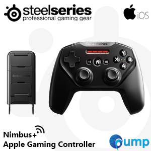 SteelSeries Nimbus+ Apple Gaming Controller for iOS