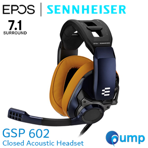 EPOS|Sennheiser GSP 602 Close Acoustic Gaming Headset