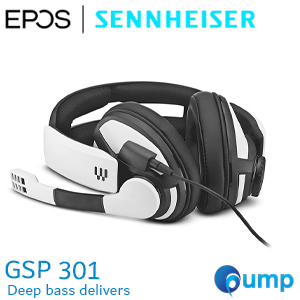 EPOS|Sennheiser GSP 301 Closed Acoustic Gaming Headset