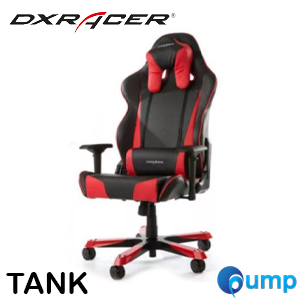 DXRacer Tank Series Gaming Chair (Red)