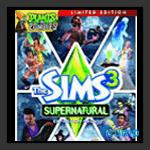 จำหน่าย-ขาย The Sims3 Supernatural [Expansion Pack]
