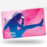 เติมเงินเกมค่าย  iTunes Gift Card