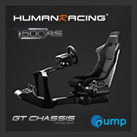 (Promotion Set) HumanRacing GT Chassis (Black) + T500RS