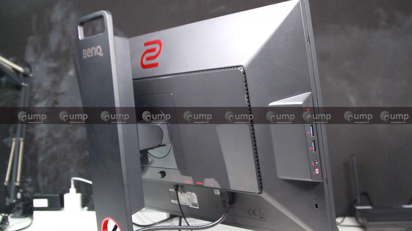 รีวิว-Review] Benq Zowie XL2536 Dyac - GUMP IN TH