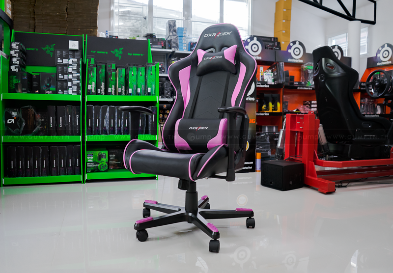 ร ว ว Review Dxracer F Series Gaming Chair Gump In Th